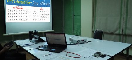 Study Thai and Cross-Cultural Intelligence Raw Method