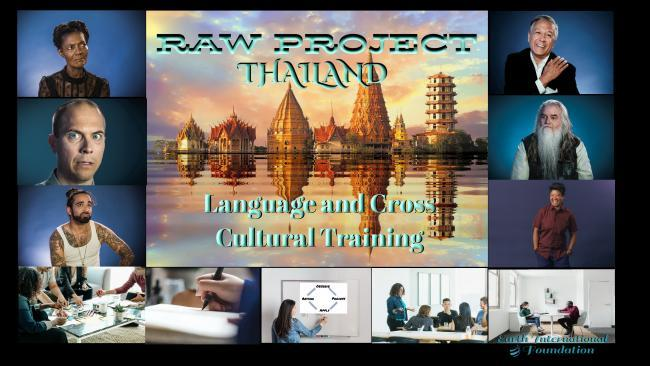 Thai Language and Cross-Cultural Learning Course | Product Cart | RAW Method